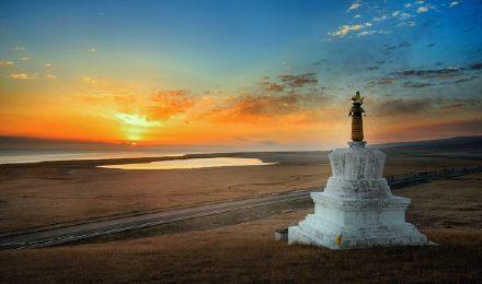 兰州 塔尔寺 青海湖