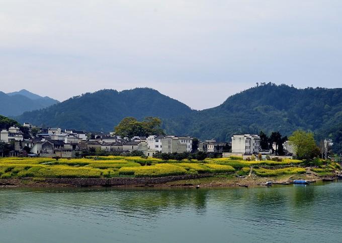 行摄春天—台回山,新安江山水画廊游记