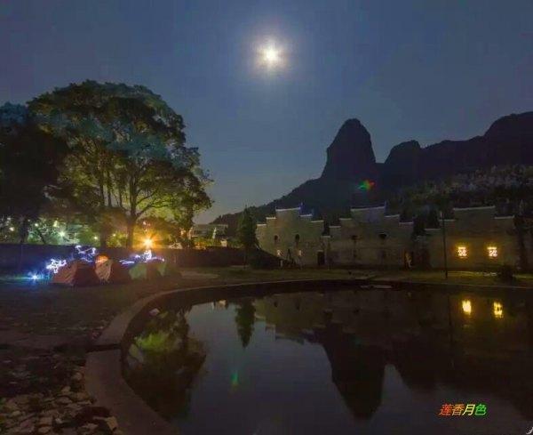 百里荷香,大美石城图片