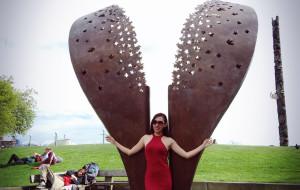 【波特兰图片】【轻奇画风~蜜汁奇遇】 西雅图+波特兰+奥林匹克+雷尼尔雪山国家公园-晴天的翡翠之城与你相遇