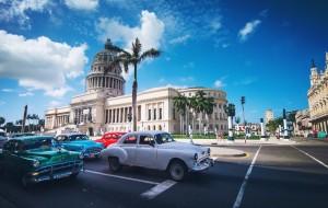 【古巴图片】古巴印象:热带岛屿上的繁星与闪电之歌