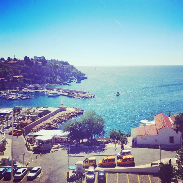 """""""海的帝国,石的城""""星星月亮土耳其         恰来卡莱 ◆ 爱情海  恰来"""