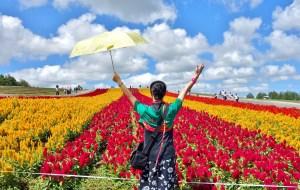 【钏路市图片】北海道探花之旅