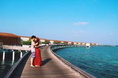 Honeymoon Park Hyat in Maldives____史上最详细的马尔代夫游记