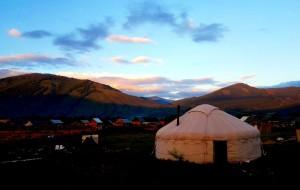 【蒙古图片】天山之北、金山之南,行进在北疆的晨雾夕阳之间 ——2016.8北疆自驾行