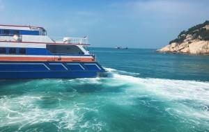 【珠海图片】珠海外伶仃岛|咦,原来大广东也有这么蓝的海