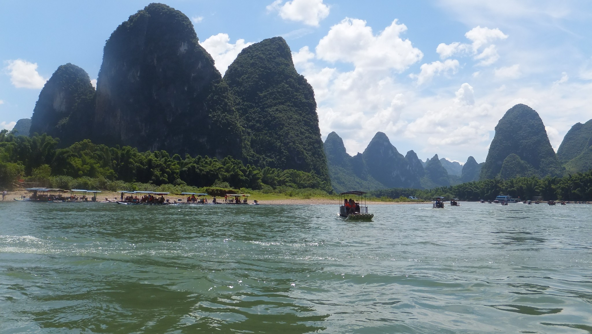 guilin li river tour