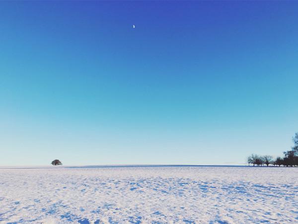 巴伐利亚冬日