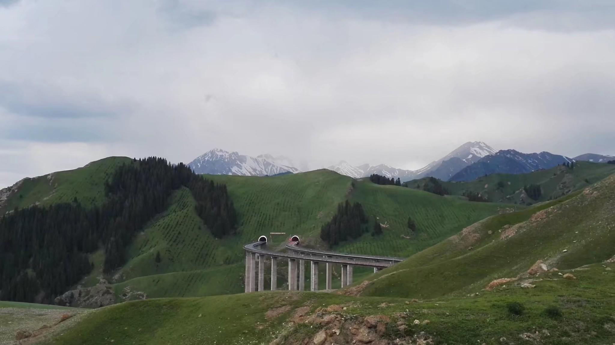 另一个世外桃源——新疆赛里木湖攻略