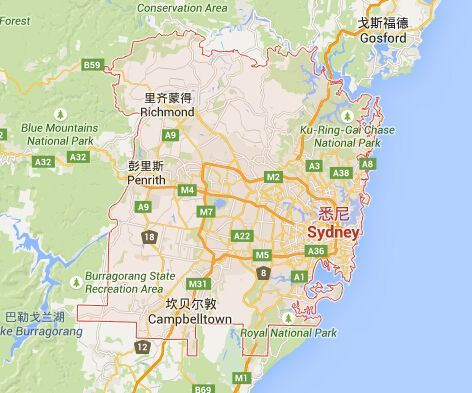 澳大利亚旅游费用_[精品超强装备]澳洲精选map-悉尼,墨尔本,堪培拉,黄金海岸 ...