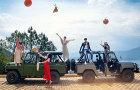泸沽湖拉风jeep旅拍一日游(mini小团/8h深度环湖/单反拍照/底片全送/赠送简修/环湖接送)