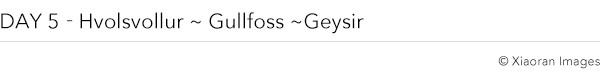 D5 - Gullfoss&Geysir