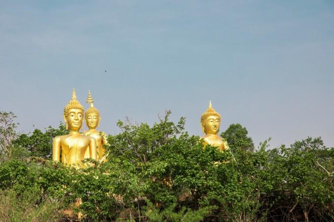 非著名景點打卡偏執狂的自我救贖 — 泰國伊森地區行記 113