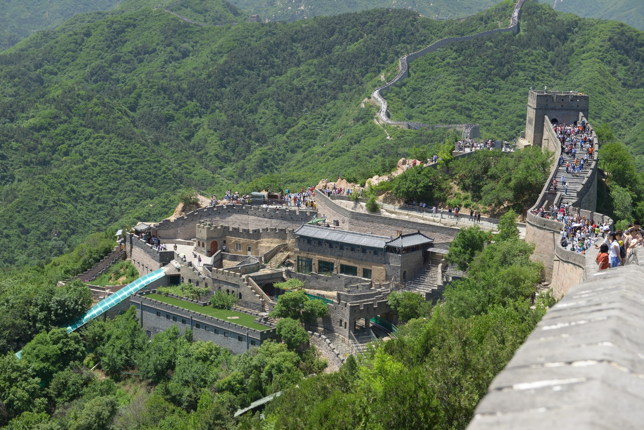 great wall of badaling