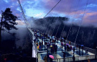 張家界大峽谷+云天渡玻璃橋 成人電子票(B線套票贈尋寶電梯 / C線單玻璃橋 / 刷身份證快速入園)