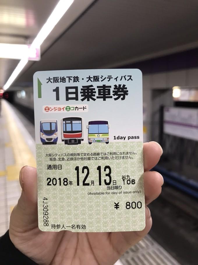 大阪自助遊攻略