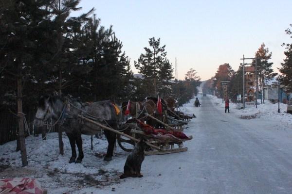 2013找北之漠河 北红村 北极村