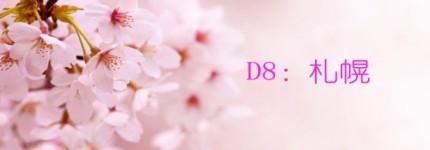 D8:札幌