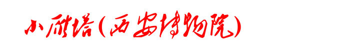 小雁塔(西安博物院)